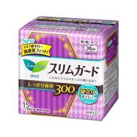 日本花王乐而雅S系列超薄瞬吸夜用护翼卫生巾30cm 15片