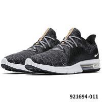 Nike耐克男鞋2017冬新款Air Max气垫运动鞋减震跑步鞋921694-011