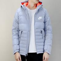 Nike耐克羽绒茄克男装2017冬季保暖防风超轻连帽羽绒服806862-023