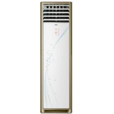 海尔(Haier) KFR-72LW/03YBA23A 3匹 3P 变频 冷暖 3级能效 家用空调 立柜式柜机