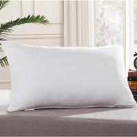 圣夫岛新一代舒适枕 纯棉 纤维枕