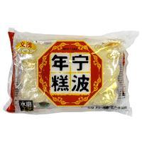 【天顺园店】义茂水磨切片年糕500g(编码:105345)
