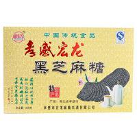 【天顺园店】新弘龙宏龙黑芝麻糖250g(编码:256009)