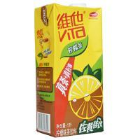 【天顺园店】维他奶柠檬茶1L(编码:584505)