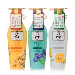 韩国 爱茉莉AMORE 吕 新款花吕 花草系列洗发水( 三种可选)400ml