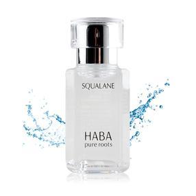 日本 HABA 无添加鲨烷精纯美容油 SQ鲨烯油 30ml