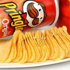 Pringles/品客薯片番茄味110g*3桶装 休闲食品(新老包装随机发货)