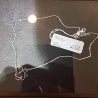 周生生  铂金项链