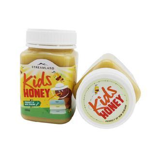 【澳洲直邮|包税包邮】Streamland kids honey 新溪岛儿童蜂蜜500g