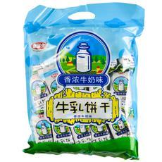 【超级生活馆】金富士牛乳饼干香浓牛奶味500g(编码:315019)