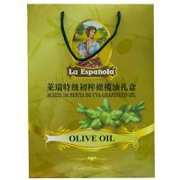 【春节团购】莱瑞初榨橄榄油礼盒1L*2