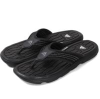 阿迪达斯  2016夏季新款运动休闲沙滩人字拖鞋夹脚凉拖G13389