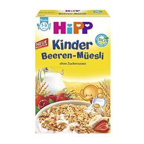 【德国直邮】 Hipp 喜宝草莓香蕉杂粮麦片 1到3岁 200g