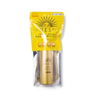 日本 SHISEIDO/资生堂 ANESSA 安耐晒/安热沙 金瓶高效防晒喷雾SPF 50+ / PA++++  60ml