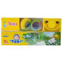 【超级生活馆】青蛙贝贝5-8岁橄榄+木糖醇护齿装45g(编码:573104)