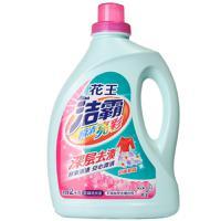 【超级生活馆】花王洁霸瞬清亮彩无磷洗衣液2千克(编码:585715)