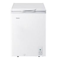 海尔(Haier)BC/BD-103HA 103升 小冰柜 低霜 卧式冷柜 家用 冷藏冷冻转换 冷柜