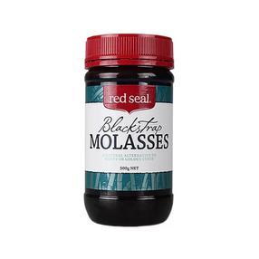 【澳洲直邮|包税包邮】Red seal红印黑糖500g 2瓶 暖宫暖身