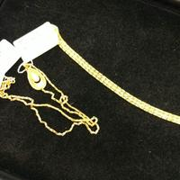 周大福 黄金项链