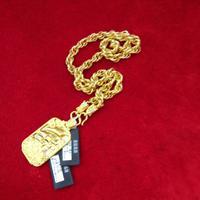 金龙 黄金项链
