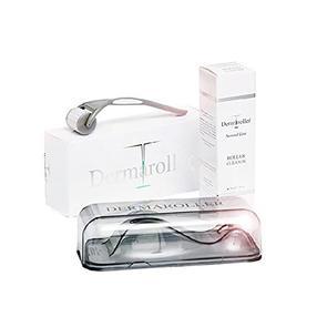【德国直邮】Dermaroller微针滚轮 玻尿酸导入仪 HC902 含消毒液套装