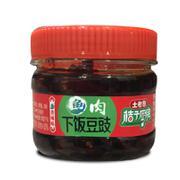 【宜都馆】土老憨清江野渔鱼肉下饭豆豉香辣酱180g