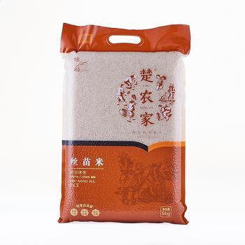 楚农家丝苗米5kg 籼米 大米