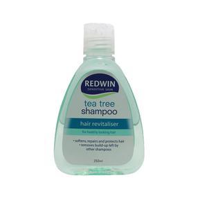 【澳洲直邮|包税包邮】Redwin天然茶树油无硅洗发水250ml 控油防脱发