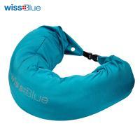 维仕蓝独创旅行毯U型枕WA8061