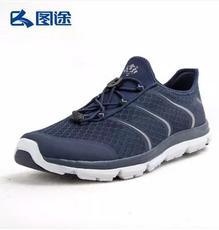 图途17年 绿巨人1105027503 男女徒步透气越野跑鞋溯溪鞋 SL16004