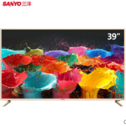 Sanyo/三洋 39CE1270 39吋超窄框蓝光节能平板电视LED液晶彩电40
