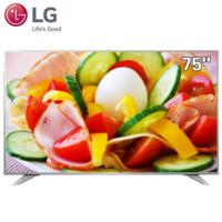 LG 75UH6550 75英寸4K超高清 IPS硬屏 智能电视LED液晶平板电视机