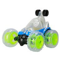 儿童玩具车遥控车翻斗车充电音乐遥控汽车大型卡通版特技车