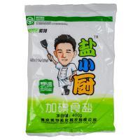 【超级生活馆】盐小厨绿色加典盐400g(编码:589925)