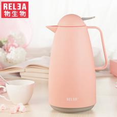 物生物清韵保温壶玻璃内胆家用保温茶壶保温水壶大容量热水保温瓶