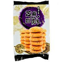 【天顺园店】新巧风果仁奶酥-芝麻味200g(编码:586438)
