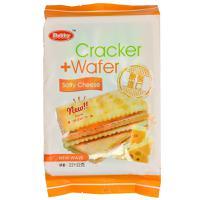 【天顺园店】Dobby奶酪味苏打威化夹心饼干221g(编码:594299)
