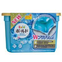 【超级生活馆】宝洁P&G2倍杀菌消臭洗衣球啫喱凝珠球浅蓝(编码:585289)