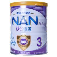 【天顺园店】雀巢超级能恩婴儿配方奶粉3段800g(编码:588975)