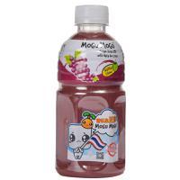 【天顺园店】摩咕摩咕椰果葡萄汁饮料320ml(编码:597455)