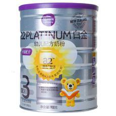 【超级生活馆】a2白金幼儿配方奶粉900g(编码:589326)