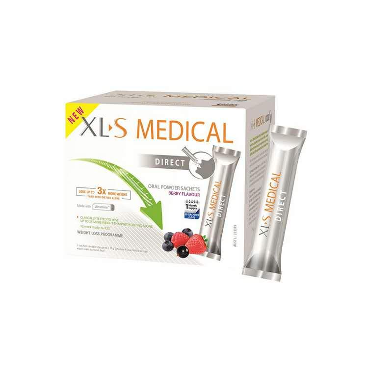 【澳洲直邮|包税包邮】XLS medical 植物燃脂瘦身颗粒 90袋