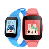 搜狗糖猫(teemo)儿童智能电话手表 M1 GPS定位 防丢防水 拍照 彩屏