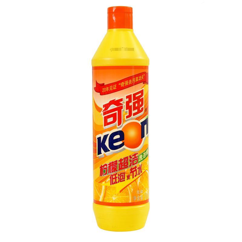 【天顺园店】奇强柠檬超洁洗洁精500g(编码:240859)