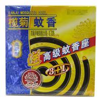 【天顺园店】榄菊3+1高级特惠装蚊香15双盘(编码:256053)