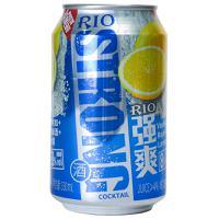 【天顺园店】锐澳8度柠檬伏特加鸡尾酒330ml(编码:590583)