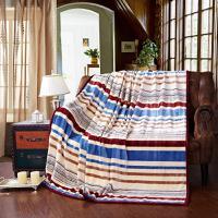 恒源祥 艾尚绒毯(面料:100%聚酯纤维;重量: 1500g;规格:180*200cm)
