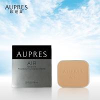 AUPRES 欧珀莱 粉饼替换装轻盈倍润粉饼/粉芯12g干湿两用滋润保湿遮瑕粉