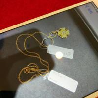 周生生 黄金项链