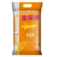 金龙鱼苏北软香稻大米5KG/袋 天然稻香 正宗苏北大米 香软可口